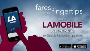 LADOT app
